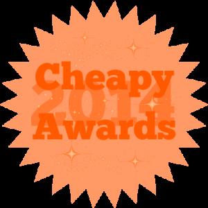 2014 Cheapy Awards